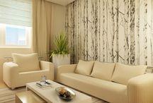 El tamaño no es un problema a la hora de decorar / La cocina y la sala no siempre tienen el tamaño ideal así que con estos tips tus estancias lucirán más amplías.