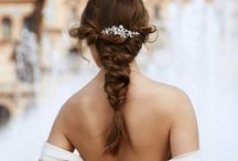 Wedding Day Hair Styles and Inspiration
