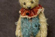 Vintage teddys