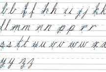 art of handwriting