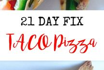 Most Popular Pins from Confessions of a Fit Foodie / Here are the most popular recipes from Confessions of a Fit Foodie. 21 Day Fix recipes that are delicious and easy, and the while family will love them!