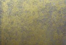 Gold decorative finishes