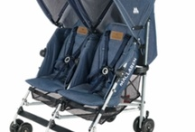 Double Strollers / Got two tots to travel with? Wheel them around malls, parks, and other public spaces with ease in a stylish, durable double stroller! We stock only the best brands and models -- browse our site for more options: http://search.pishposhbaby.com/search?catalog=yhst-14016457918231&query=double+strollers&x=0&y=0 / by PishPosh Baby
