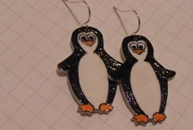 Christmas: Penguins / by Southerly Creations