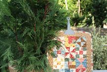Temecula Quilt Company: We Wish You A Mini Christmas