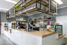 Dunn & Walton / organic store + kitchen + Shop 8, 257 Scarborough Beach Road, Doubleview + 320m2 + 2014-2015 + Concept Design, Design Development, Development Application + Construction Documentation