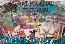 Art Journal / by Sandra Cimorelli