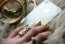 Things That Sparkle  / Jewelry / by Carie Miskiel