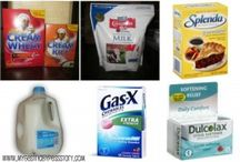 Gastric sleeve handy foods, items
