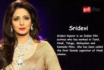 Sridevi biography in Hindi