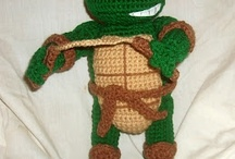 Crochet dool