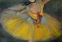 Art- Edgar Degas / Artist of impresionism