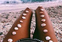 Summer photo sea