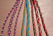 Cordones Wayuu / Cordones para mochila wayuu