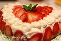 Nasze wypieki :) / Słodkości domowe przez nas samodzielnie wykonane. Domowe receptury, produkty najwyższej jakości.