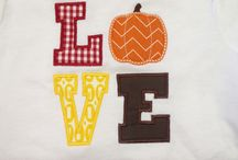 Fall Products / Anything you would need for Halloween and Thanksgiving / by Leisa Lovely Designs