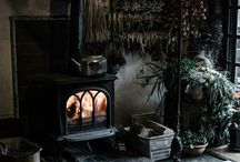 home in the woods️ / witchy habitat