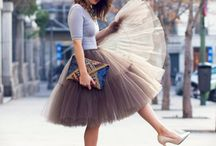 tull skirt