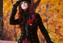 Costume / Steampunk /Gothic/Medieval /Fantasy