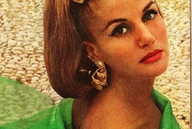 1960s hair and makeup