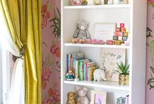 Young Girly Boudoirs / Ideas for girls rooms