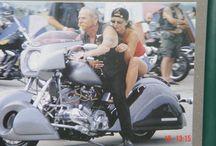 Harley-Davidson / design and 100% ralization  Jan Valko 1998