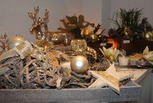 Weihnachtsdekoration / Schöne Weihnachtsdeko, Wohnaccessoires und Wohnideen