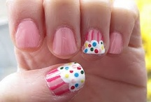 cool nails  / by Darien Cole