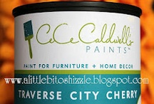 CeCe Caldwells Paint are FAB! / by Cindy Miller