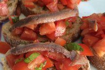Vorspeise / Die typische italienische Rezepte, einfach und schnell, auch die Spezialitäten