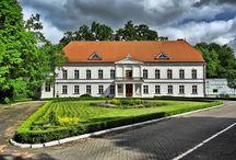 Małkocin - Pałac / Pałac w Małkocinie zbudowany w połowie XIX w. Obecnie - Centrum Edukacji Środowiskowej Uniwersytetu Szczecińskiego.