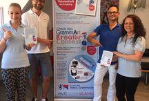 GrammaArt Kreativ-Contest / Check den GrammArt Kreativ-Contest und sichere dir einen unserer tollen Gewinne!  Hol dir unser neues Vokabelheft und lass deiner Kreativität freien Lauf :)  Das Praxisteam Dr. Grammatidis wünscht allen Teilnehmer viel Glück und schöne Sommerferien!