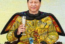 중국 정치 콘텐츠