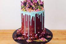 INSPO | Baking / Inspiration for cake decorating