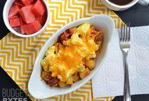 Things to eat: breakfast