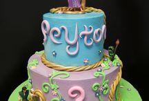 Birthday cake / Dortíčky pre dcerušky