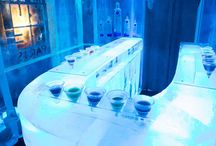 Ice Kube Bar 2014 - 2015 / Welcome to the coolest (and coldest) attraction in Paris !