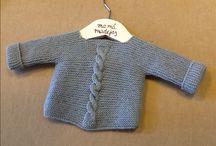 Вязание детское: кофточки, пуловеры, жилеты, комплекты
