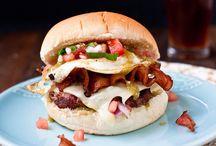 Fancy Burger Fridays / by Beth
