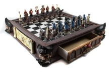 Chess Sets / Cool and unique chess sets