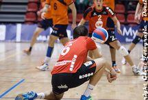Sportfotografie / Volleybal wedstrijden van mijn thuisploeg Wenters Sports Orion.