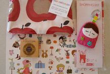 my mousehouse giveaways / I love making up little treat giveaways....