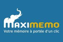 Evolutions / Les évolutions du site Maximemo.com
