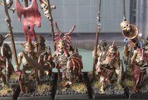 Warhammer my miniatures / My miniatures