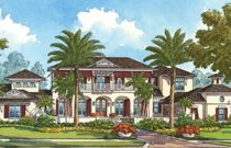 Home Design - Beachy British Colonial / What I would put in 1313 10th St Coronado, CA if it were mine.