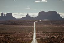 street & road