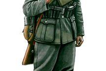 German wwii uniforms