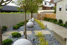 Low maintanance gardens