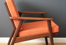 Mid Century Modern Furniture / Eames, Jacobsen and more.