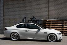 BMW / by Katie Hunt